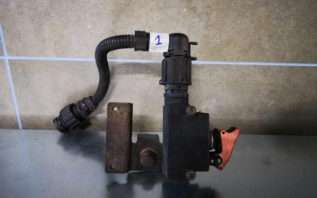 Interruptor desconectador bateria