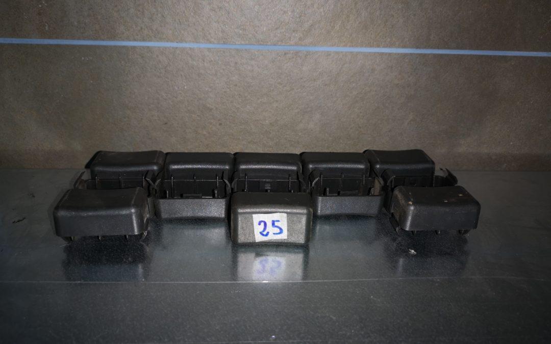 Surtido de tapones Consola Central Volvo FH/FK