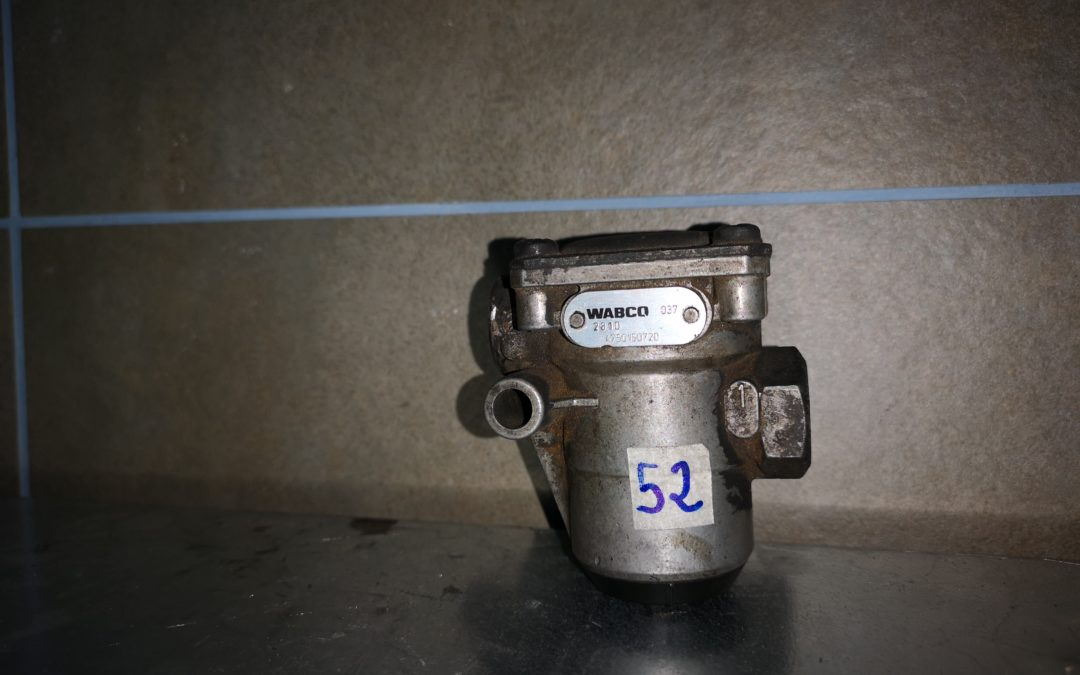 Valvula limitadora de presión Volvo V2