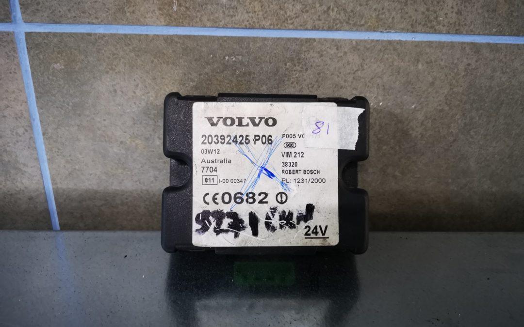Inmovilizador Volvo