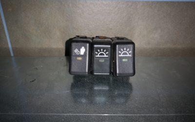 Surtido de interruptores Volvo FH