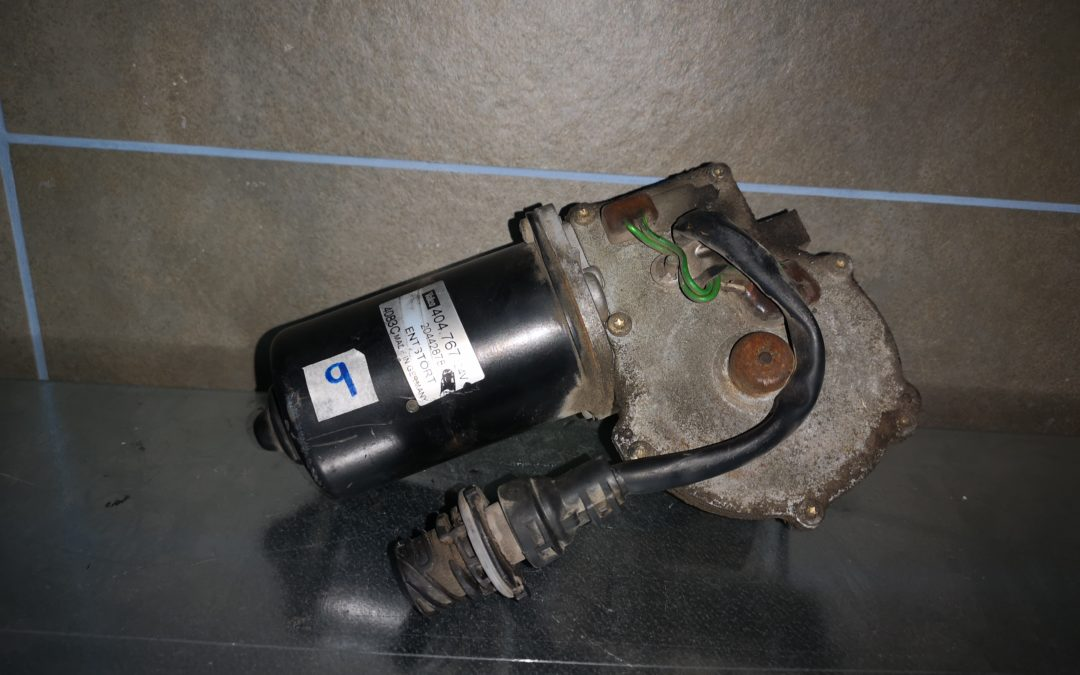 Motor de limpia parabrisas Volvo FH/FM
